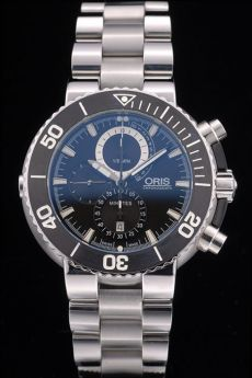 Oris Limited Edition Carlos Coste Stainless Steel Strap 7894